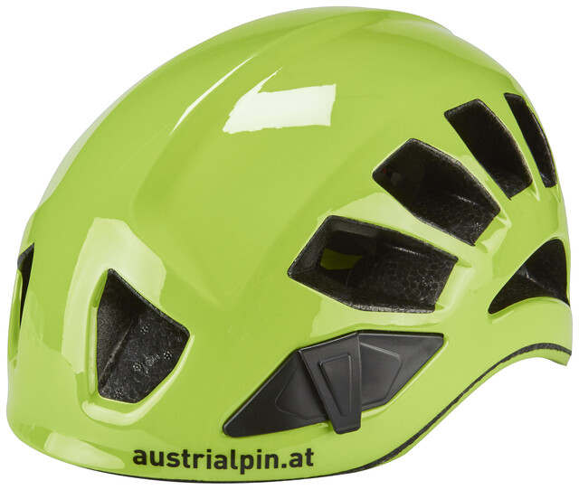 Austrialpin Klettergurt : Austrialpin helm ut kletterhelm green campz at